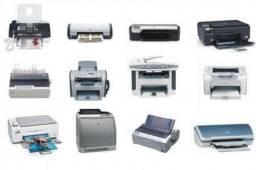 Conserto impressoras e venda toner todos modelos