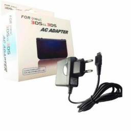 Fonte Ac Adapter Nintendo New 3ds Bivolt 110-220v Carregador