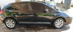 C4 Hatch 2.0 IPVA pago 2020 Automático + banco de couro