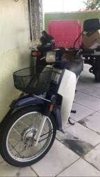 Honda C100 Dream ( RELÍQUIA)