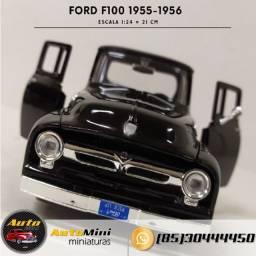 Miniatura Ford F100 1955-1956