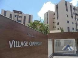 Apartamento com 3 dormitórios à venda, 66 m² por R$ 215.000,00 - Amaro - Londrina/PR