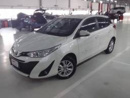 TOYOTA YARIS 1.3 16V FLEX XL PLUS TECH MULTIDRIVE.