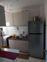 Apartamento com 2 dormitórios à venda, 58 m² por R$ 252.000,00 - Jardim Alvorada - São Jos