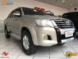 Toyota Hilux 3.0 SRV 4X4 CD 16V TURBO INTERCOOLER 4P AUTOMÁTICO