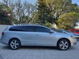 VW PASSAT VARIANT 2.0 TSI 16V 211CV AUT. Único dono