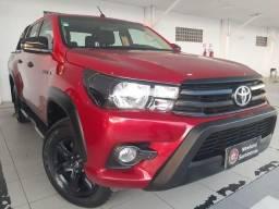 Toyota Hilux Cabine Dupla SR A/T 4x4 Diesel