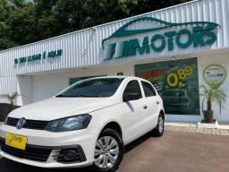 Volkswagen Vw Novo Gol Tl Mcv 2018 Flex