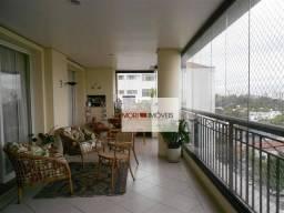 Apartamento com 4 dormitórios para alugar, 213 m² por R$ 6.000,00/mês - Sumaré - São Paulo