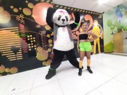 Panda Just dance