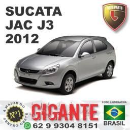 Sucata jac j3 2012