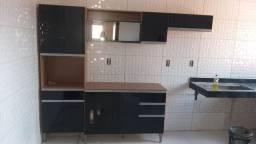 Cozinha Vanessa completa preta