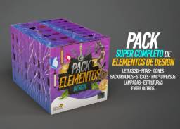Pack elementos de Design