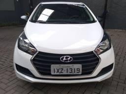 Hyundai HB20 1.0 17/17 Única Dona