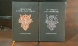 Livros the witcher capa dura