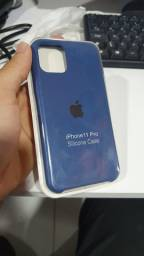 Capa de silicone Iphone 11 Pro