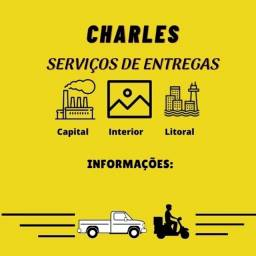 Charles Serviços de Entregas eCarreto