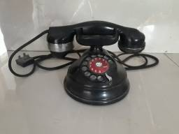 TELEFONE ANTIGO DE MESA.