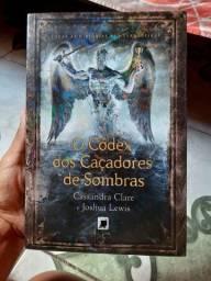 Livro O códex dos caçadores de sombras