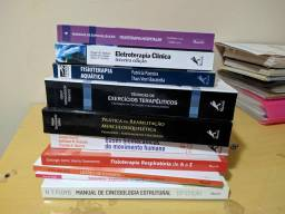livros de Fisioterapia - (Mundial Editora)
