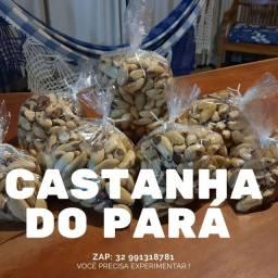 CASTANHA DO PARÁ - IMPERDÍVEL