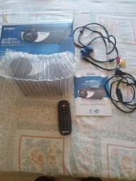Mini projetor LED BT 835 1600 lumens