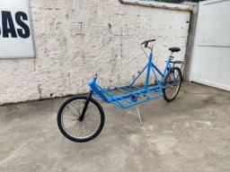 Cargo bike modelo Long John