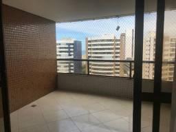04 quartos, 150m2, infraestrutura, armários - Pituba Ville!