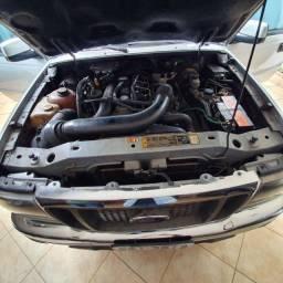 Ford Ranger 2008 Blindada