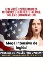 Mega Intensivo de Inglês (4 Meses)