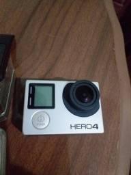 Câmera Gopro Hero 4 Black edition