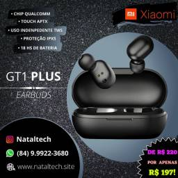 Haylou GT1 Plus Fone de Ouvido Bluetooth