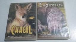 DVDs originais documentário especial escassos!