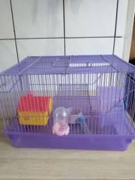 Gaiola para hamster super conservada