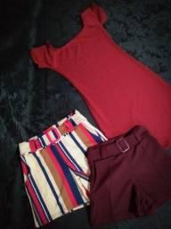 Kits com 3 ou mais roupas