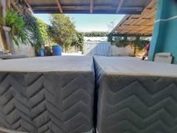 Base BOX KING 1,98 X 1,58 220$ OTIMO ESTADO.....