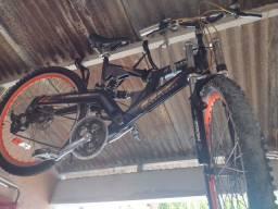 Bicicleta para Downhil