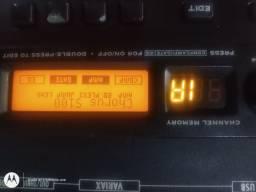 Pedaleira pedal pod 5x live semi no