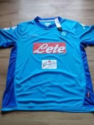 Camisa Napoli tamanho G