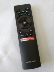 Controle remoto Original Tv Multilaser