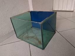 Aquário/Terrário 43x35x30