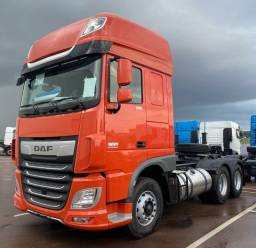 Daf XF Fts 530 Super Space 6x4 Completo Aut 2021
