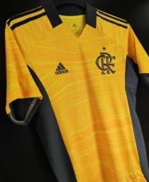 Camisa Oficial do Flamengo 2021/2022