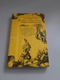 Livro Terra Papagalli