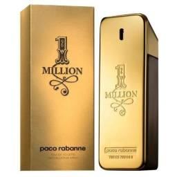 Perfume 1 Million 200ml ou Invictus 150ml Paco Rabanne Original Lacrado.