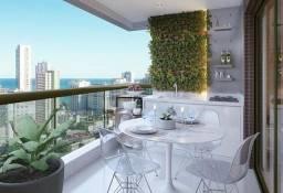 TG Apartamento de Luxo em Boa Viagem, andar alto, 4 quartos, 95m2
