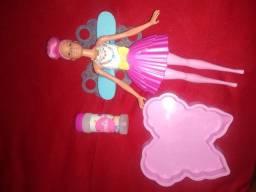 Barbie bolhas