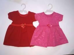 Vestidos para bebê