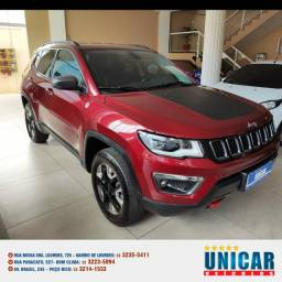 Jeep Compass Trailhawk 2.0 4x4 2017 Vemelho Completo