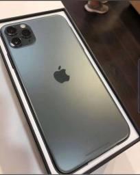IPhone 11 PRO Max 64Gb Completo na Caixa